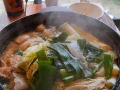 初めての鍋のシメに明石焼き。いやあ、冬の定番に加入決定!