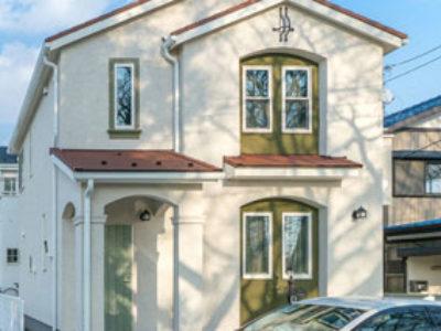 土地探しからお手伝いをさせて頂いたお住まいを訪問してきました!グリーンアーチの家です。