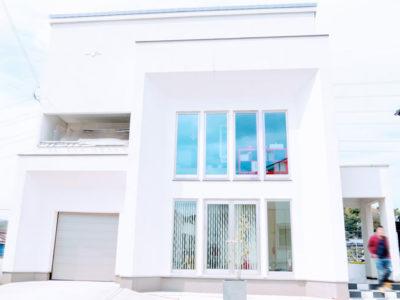注文住宅 実例 見学|シンプルモダンにアクセントをいれたお住いを見学してきました。
